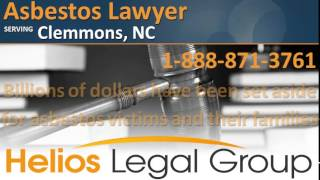 Clemmons Asbestos Lawyer & Attorney - North Carolina
