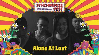 Download Alone At Last LIVE @ Synchronize Fest 2019