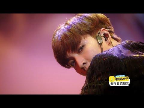 181109 Zhang Yixing LAY 《NAMANANA》 LIVE @ IQiyi Idol Hits
