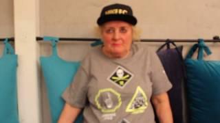 # Życzenia dla Andzi Janek z Radiomia