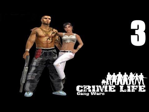 Давайте играть в Crime Life: Gang Wars часть 3
