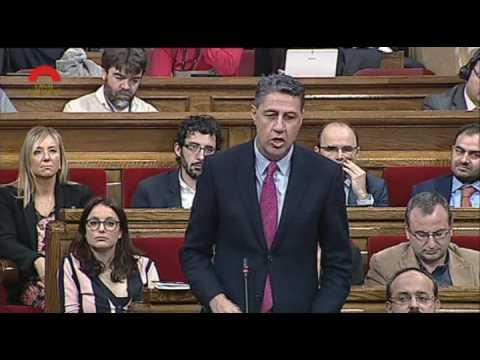 Sessió de control al president de la Generalitat 30/11/2016