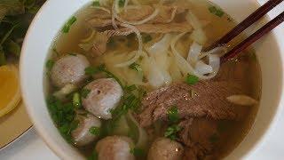 越南牛肉河粉做法 - 世界上最有名的越南汤 - Morgane's