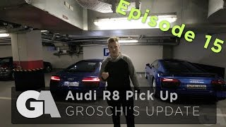 homepage tile video photo for AUDI R8 V10 Plus Pick Up - FAIL | WRONG CAR!? - GROSCHI'S UPDATE...