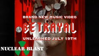 DESTRUCTION - 'BETRAYAL' ....Is Coming (OFFICIAL)