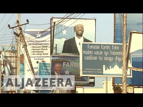 Somalia MPs to choose next president