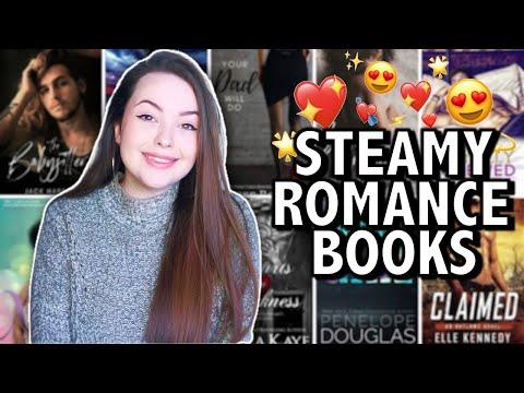 HOT & STEAMY Romance Book Recs 🔥