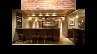 Modern Home Bar Furniture Design