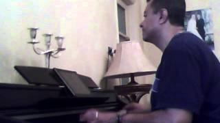 بعدك على بالى .. فيروز .. موسيقى على بيانو طارق بغدادى