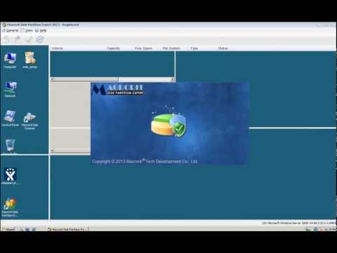 Extend Server 2008 C Drive