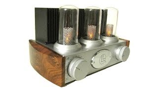 "Lifelong Classic - A modern ""vacuum tube"" radio"