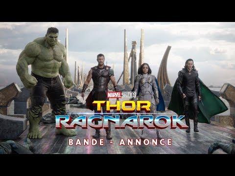 Thor : Ragnarok  Nouvelle bandeannonce VF