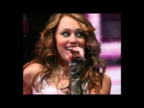 Old Photos of Miley Cyrus