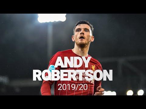 Best of: Andy Robertson 2019/20 | Premier League Champion