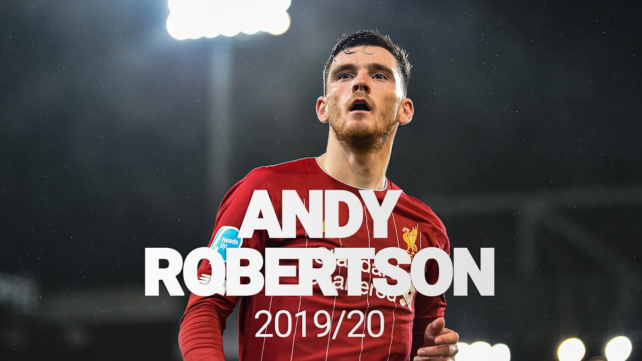 Best of: Andy Robertson 2019/20 | Premier League Champion