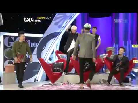 [Big Bang] bingu T.O.P in action
