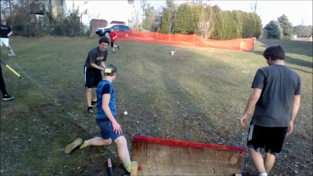2017 cvwl wiffle ball spring training game 1 youtube