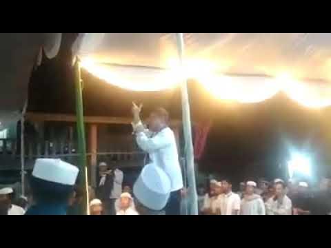Video Tokoh Syiah & Penyanyi Haddad Alwi Di Paksa Turun Dari Panggung Oleh Jama'ah Maulid Nabi