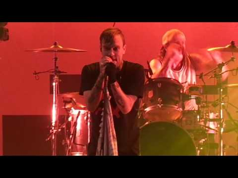 The Used - Poetic Tragedy live in Houston