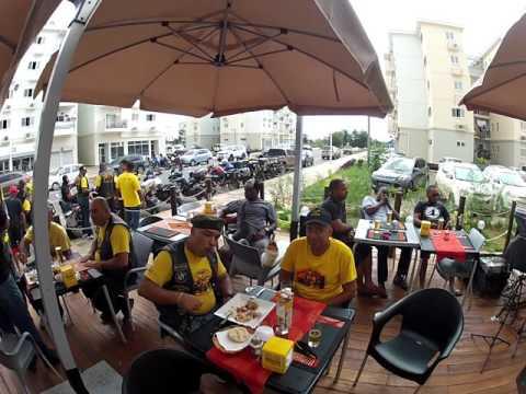 Amigos da Picada, o maior Clube Motard de Angola