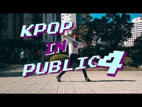 DANCING KPOP IN PUBLIC CHALLENGE #4 (WANNA ONE, EXO, GOT7, ASTRO +)