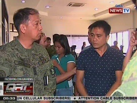 QRT: Oathtaking ni Lt. Gen. Galvez bilang bagong AFP Chief of Staff, nakatakda sa April 18