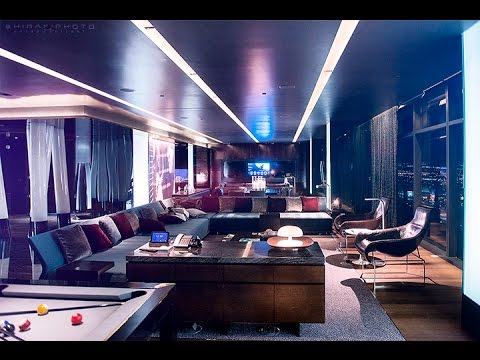 Most Exclusive Penthouse Suite At The Cosmopolitan Las Vegas Walk Around Tour Part 1 Youtube