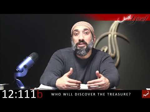 S. Yusuf, 111: Who Will Discover The Treasure?