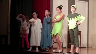 Peter Pan théâtre enfants