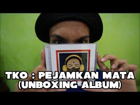 Malique - TKO : Pejamkan Mata (Unboxing Album) | Bak Hang Studio