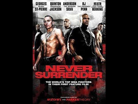 Never Surrender (2009) Trailer German