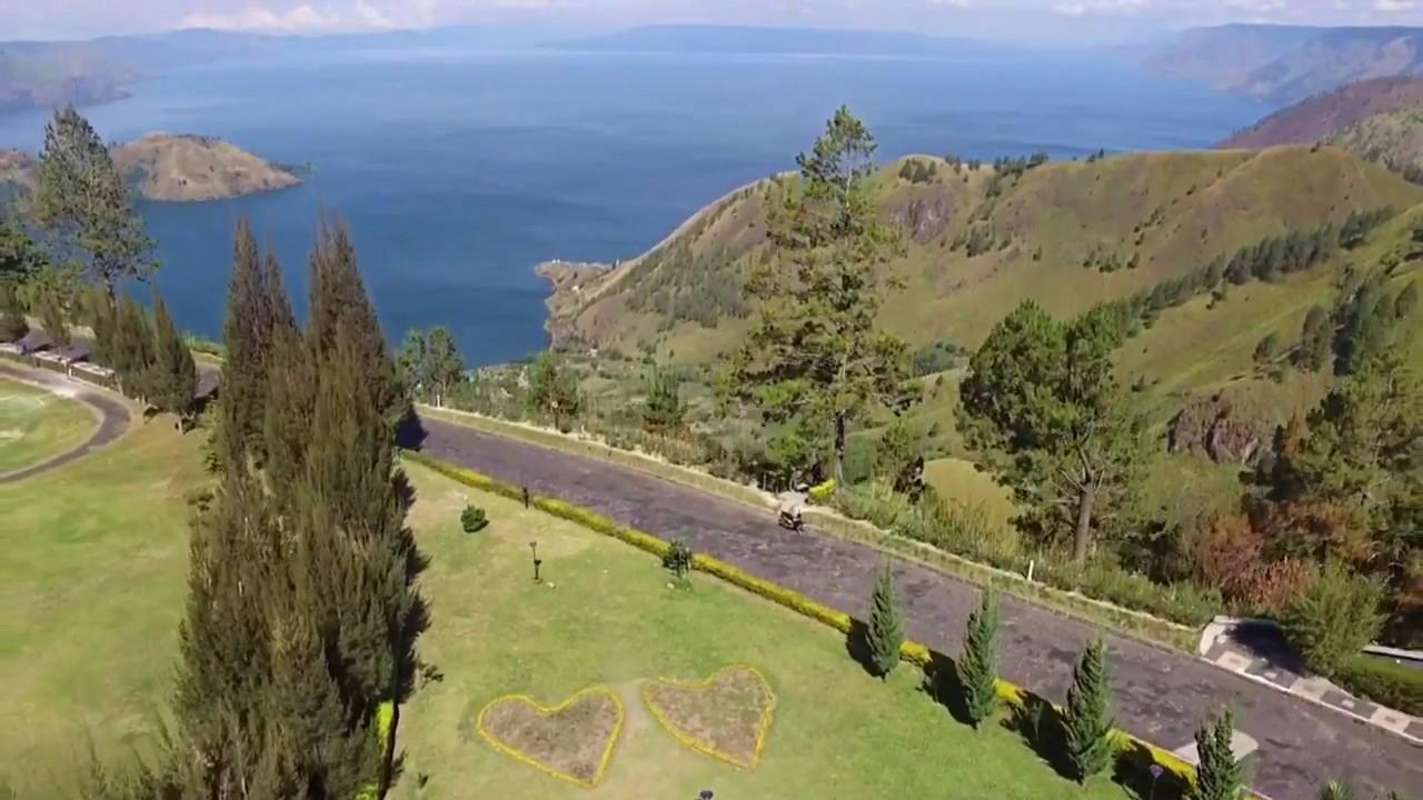 Danau Toba Lake Toba From Taman Simalem Resort Merek Hills