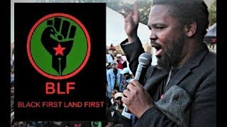 BLF Promotes Killing of Whites | South Africa