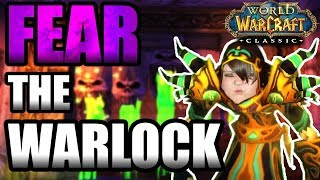 Warlocks Are BUSTED Should You Play A Warlock  N Classic WoW