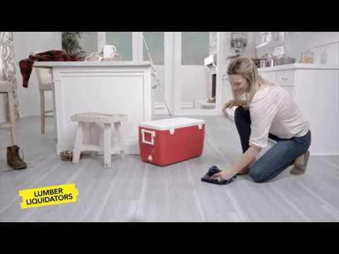 AquaSeal Water Resistant Laminate Flooring