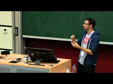 Rich Hyndman: What's new and important in Android - DevFest Praha 2012