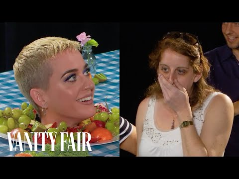 Thumbnail: Katy Perry Goes Undercover as an Art Exhibit at the Whitney Museum | Vanity Fair