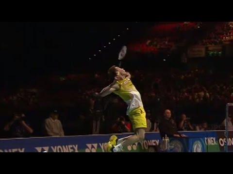 Lee C.W v Chen Long  MS-F  Yonex All England Champ. 2013