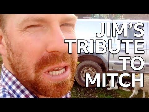 Jim's Tribute To Mitch The Sheepdog   Short Stuff   BBC Scotland