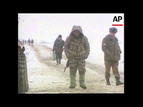 Chechnya - Bomb Attacks Continue