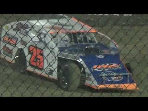 A-Mod  Feature at Highland Speedway 4-20-19