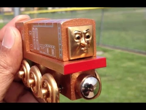 Thomas and Friends Character Review Diesel Tank Engine