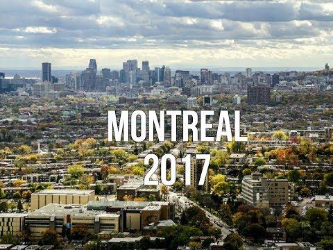Vlog - Montréal | Guide tourisme | Automne 2017