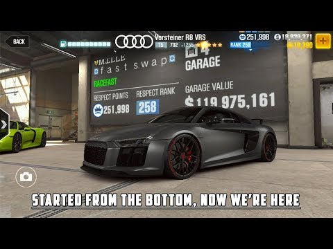 CSR Racing 2 | My CSR2 career, mistakes and tips (+24h Spa pics and vids)