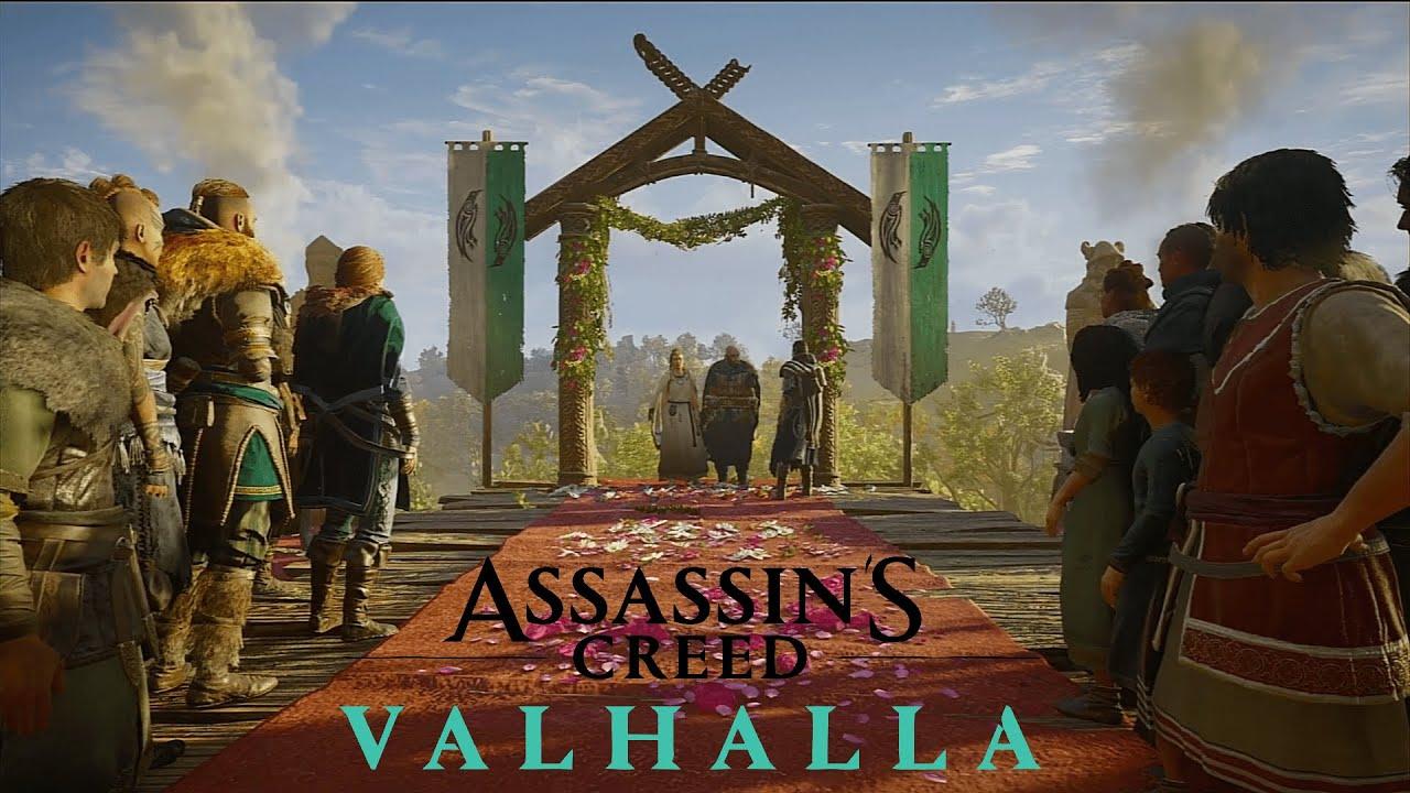 Download Assassin's Creed Valhalla Gameplay Deutsch #120 Gunnars Hochzeit