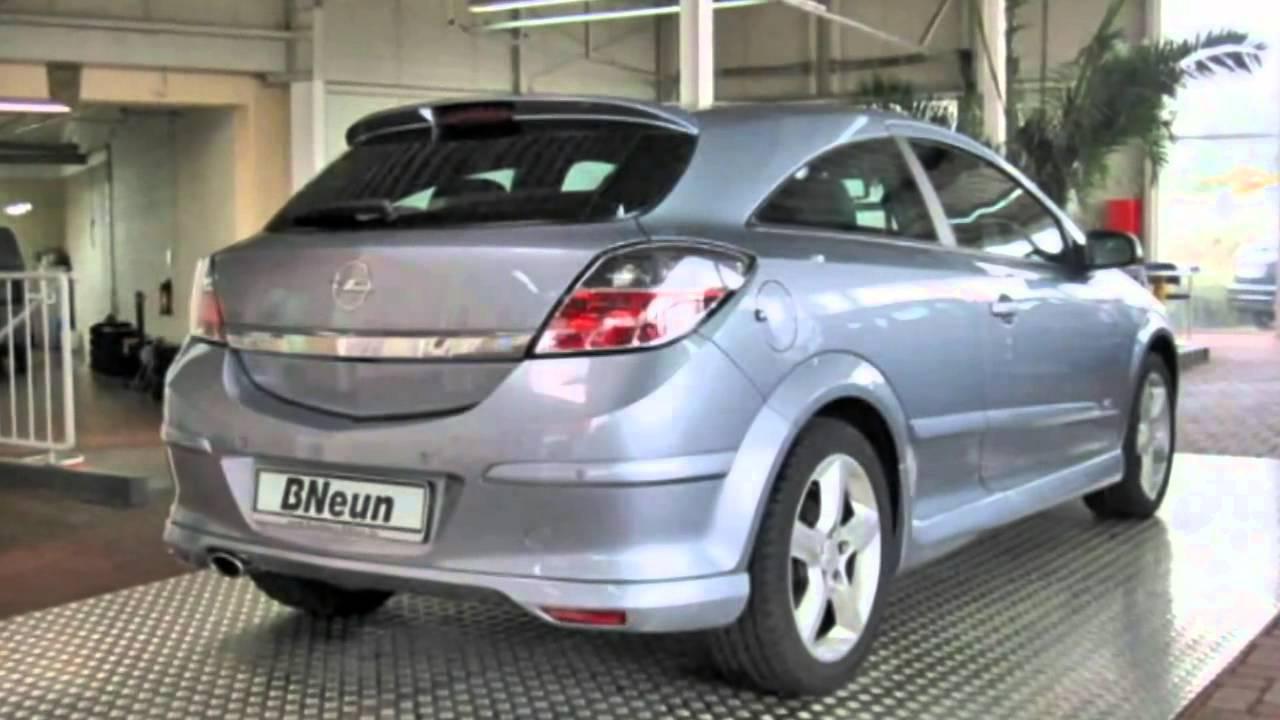 Opel Astra Gtc 1 8 Sport Opc Line Paket 103kw Silber Metallic 53550