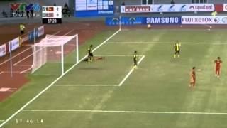VietNam - Malaysia Women Football Seagame 27 Highlight -Semifinal