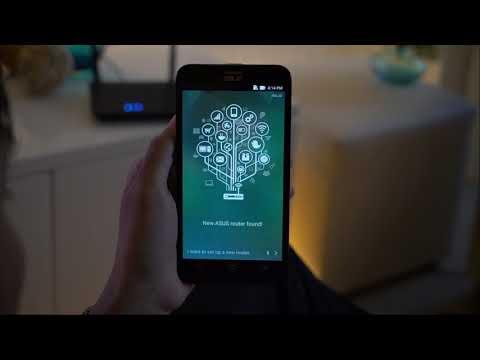 ASUS Router App. Łatwe zarządzanie siecią w Twoich dłoniach von YouTube · Dauer:  44 Sekunden