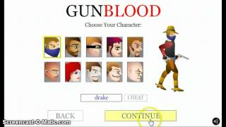 gunblood cheats machine gun