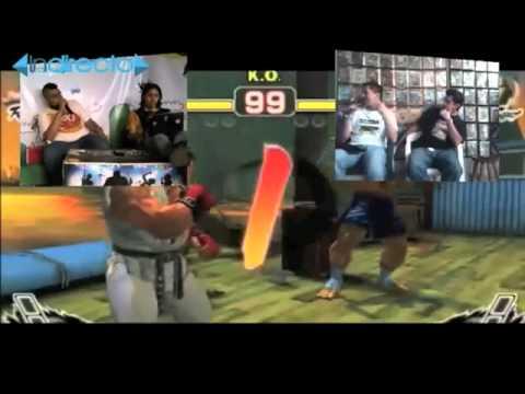 Reseña SUPER STREET FIGHTER IV  3D [TESTEANDO]